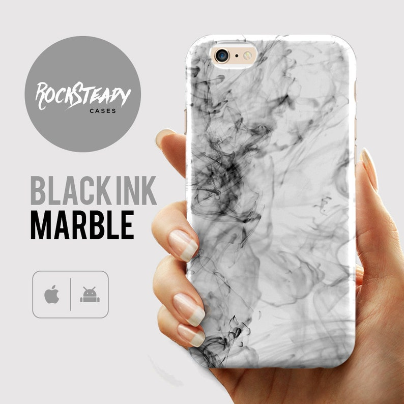 Ink Marble iPhone 11 case XR case iPhone XR Xs Max iPhone image 0