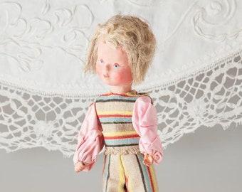 Male Composition Peasant Polish Doll