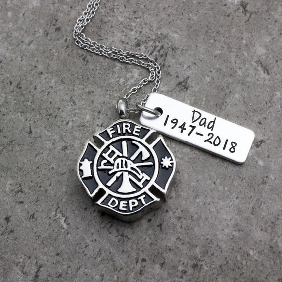 Memorial Keepsake Cremation Jewelry Ashes Pendant Necklace Urn Water Fish Unisex