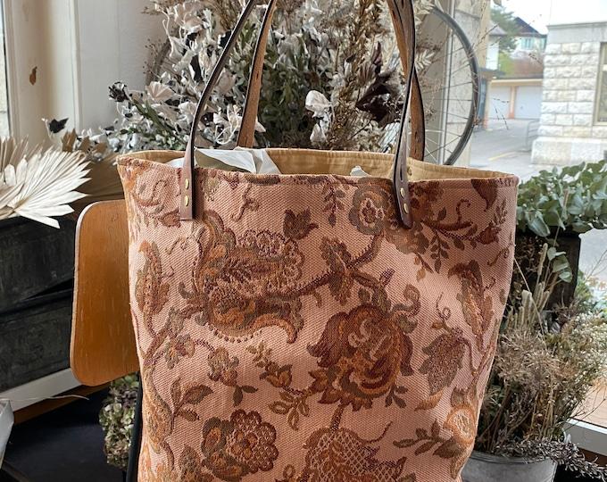 """Large market bag """"Siena"""""""