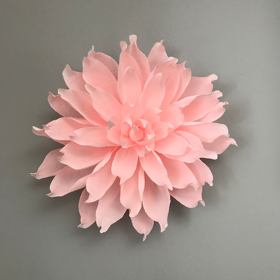 Giant paper flower Dahlia Wall Hanging Home Decor Wall   Etsy