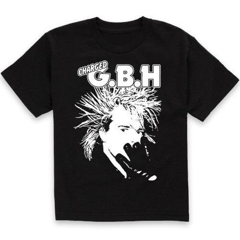 Hardcore Punk Rock Sweatshirt Unisex Grey Dead Kennedys Jumper