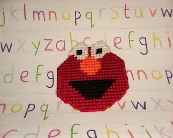 Elmo magnet