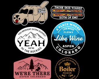 Dumb and Dumber Sticker pack