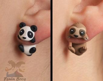 22903ce8c704f Animal earrings | Etsy