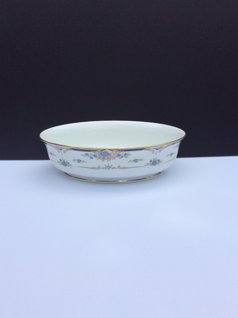 Lenox Abigail Debut Collection Oval Serving Bowl