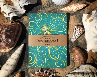 A5 Seaweed Notebook No.2