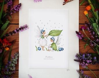 Blackthorn - Art Print