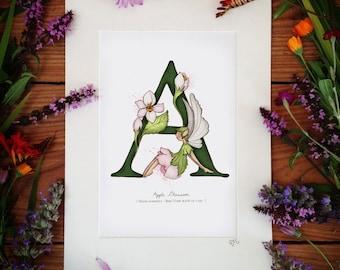 ABC - Print 'A'