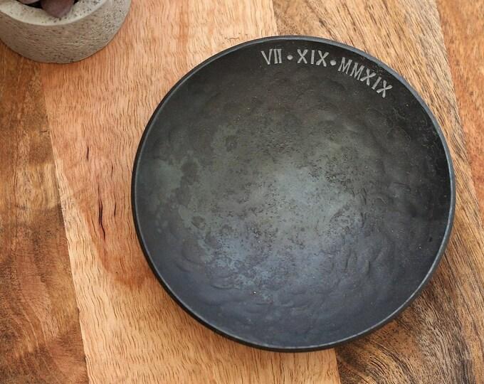 "6"" Personalised Iron Bowl"