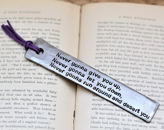 Inspirational Quote Bookmark