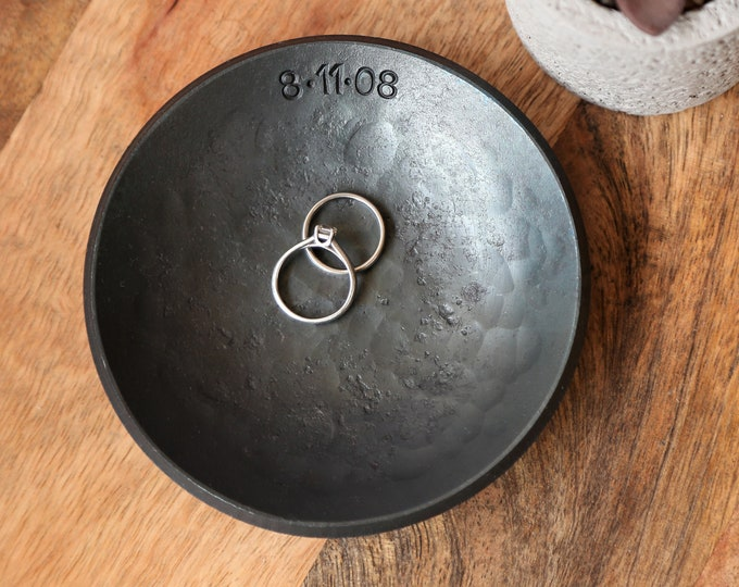 Steel Ring Dish
