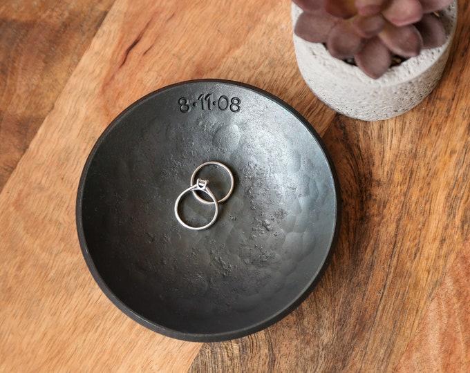 Steel Ring Dish