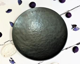 6th ANNIVERSARY GIFT Large Iron Bowl