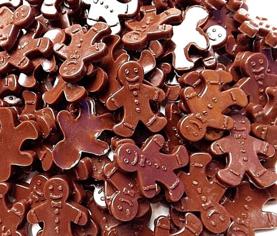 1005025 Gingerbread Men Soap