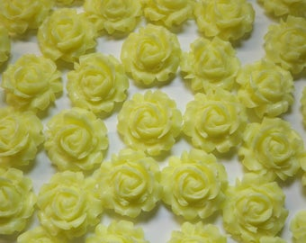 100 Tiny Rose Soaps- Party Favors, Bridal ,Baby,Wedding,Shower,Birthday,Vegan,Guest,Glycerin,Handmade,All Natural,Organic