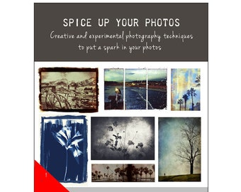 ebook photo-Art  techniques - Alter and edit Your Photos Instant DOWNLOAD