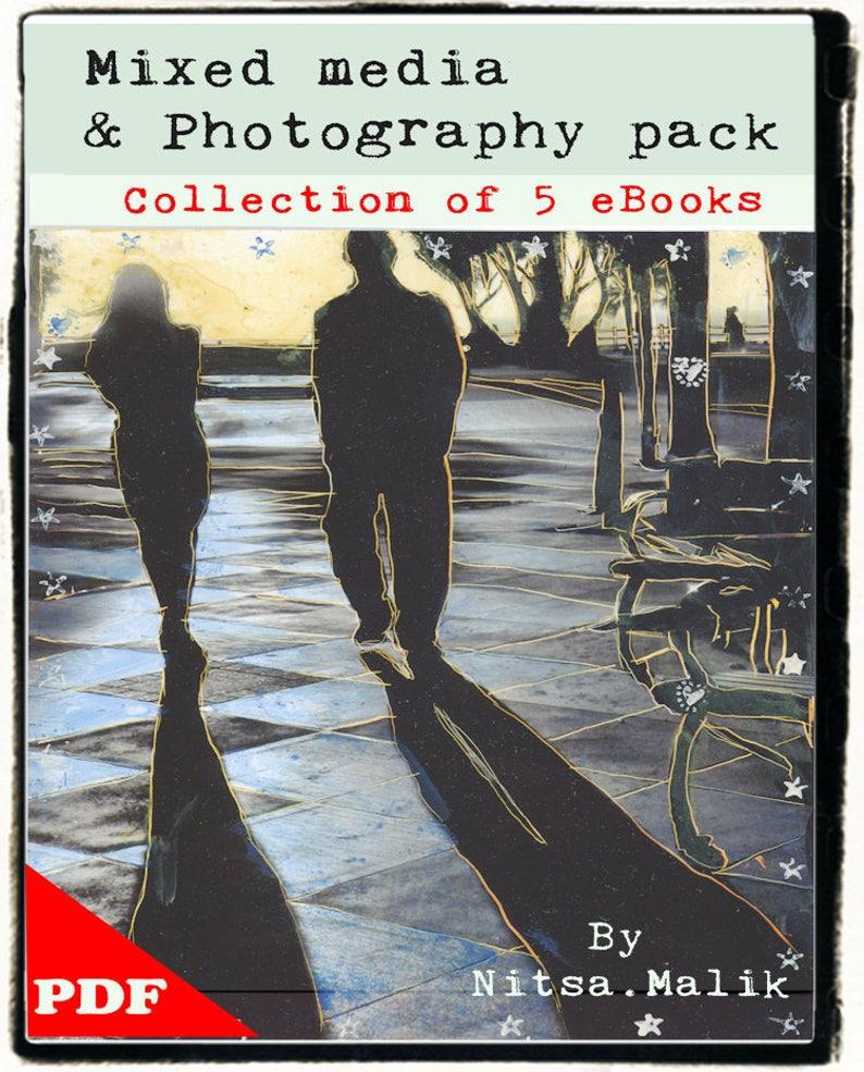 The Mixed Media Photography Book by Nitsa Malik  download image 0