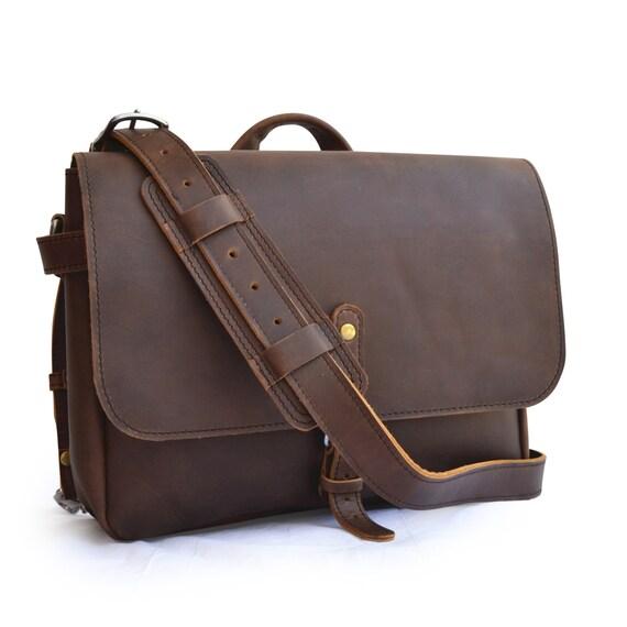 CLEARANCE Leather US Postal Messenger Bag Men Mens Leather   Etsy ef433d93f7