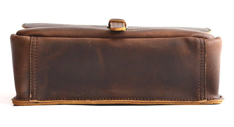 28f9bf12dc35 CLEARANCE Leather US Postal Messenger Bag Men Mens Leather