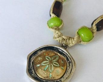 Starfish Handmade Hemp Necklace