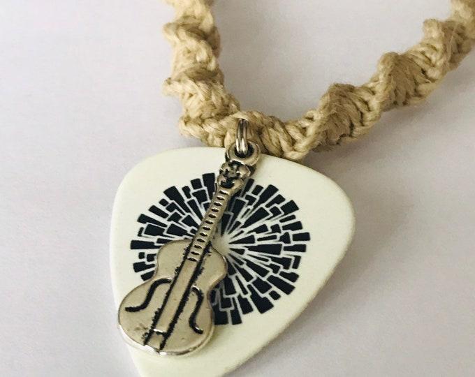 Glen Campbell Handmade Hemp Necklace