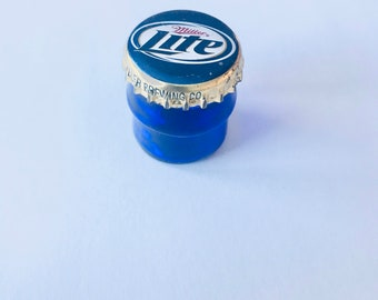 Miller Lite Stash Jar