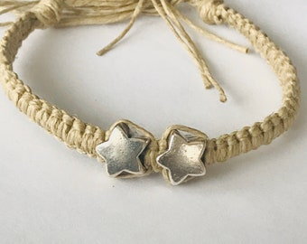 Star Hemp Bracelet