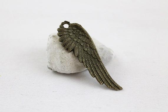 Pendentif 5 ailes - bronze