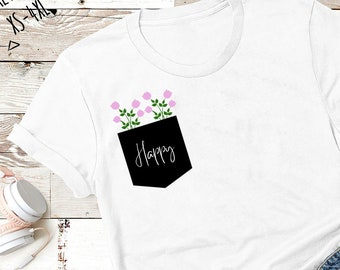 ead1418382ee93 T-Shirt mit Spruch