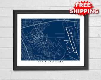 Lackland | Etsy on sheppard afb map, westover afb map, carswell afb area map, tinker afb map, barksdale afb map, malmstrom afb map, san antonio map, afb oklahoma map, chanute afb map, shaw afb map, laughlin afb map, randolph afb map, goodfellow afb map, kelly afb map, hanscom afb map, laredo afb map, eglin afb map, offutt afb map, andrews afb map, luke afb map,