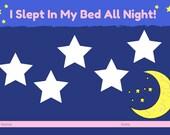 Toddler Baby Sleep Reward...