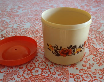 1970's kitchen canister