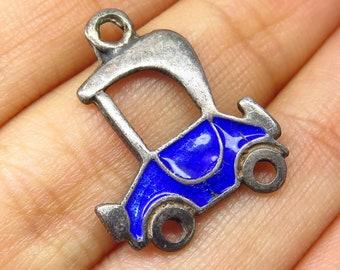 Wholesale 20//40pcs Retro style dinghy alloy charms pendants 28x12mm