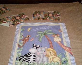 Handmade Baby Animal Crib Sets