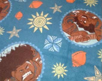 Fleece Moana Blanket Sets
