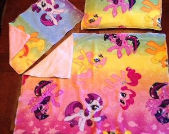 Handmade My Little Pony Crib Sets