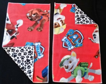 Handcrafted Burp Rag Set