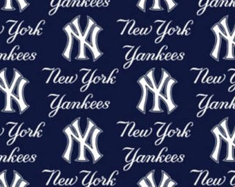 New York Yankees Lampshade Cover, Matching Night Light, Matching Switchplates