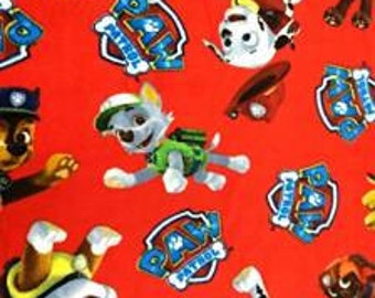 "Pet Bed Cover ""Paw Patrol"""