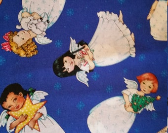"Valance 42""x15"" panel ""Angels"""