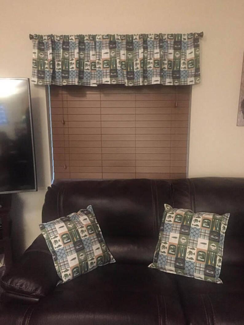 Tie Backs Mulan Curtain Panel Pillow Cover Valance