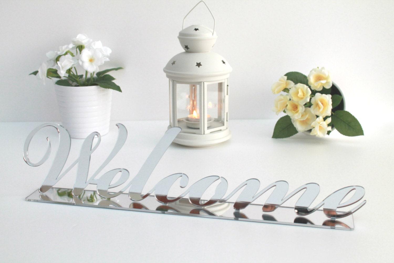 plaque de bienvenue mariage r ception signe b b douche etsy. Black Bedroom Furniture Sets. Home Design Ideas