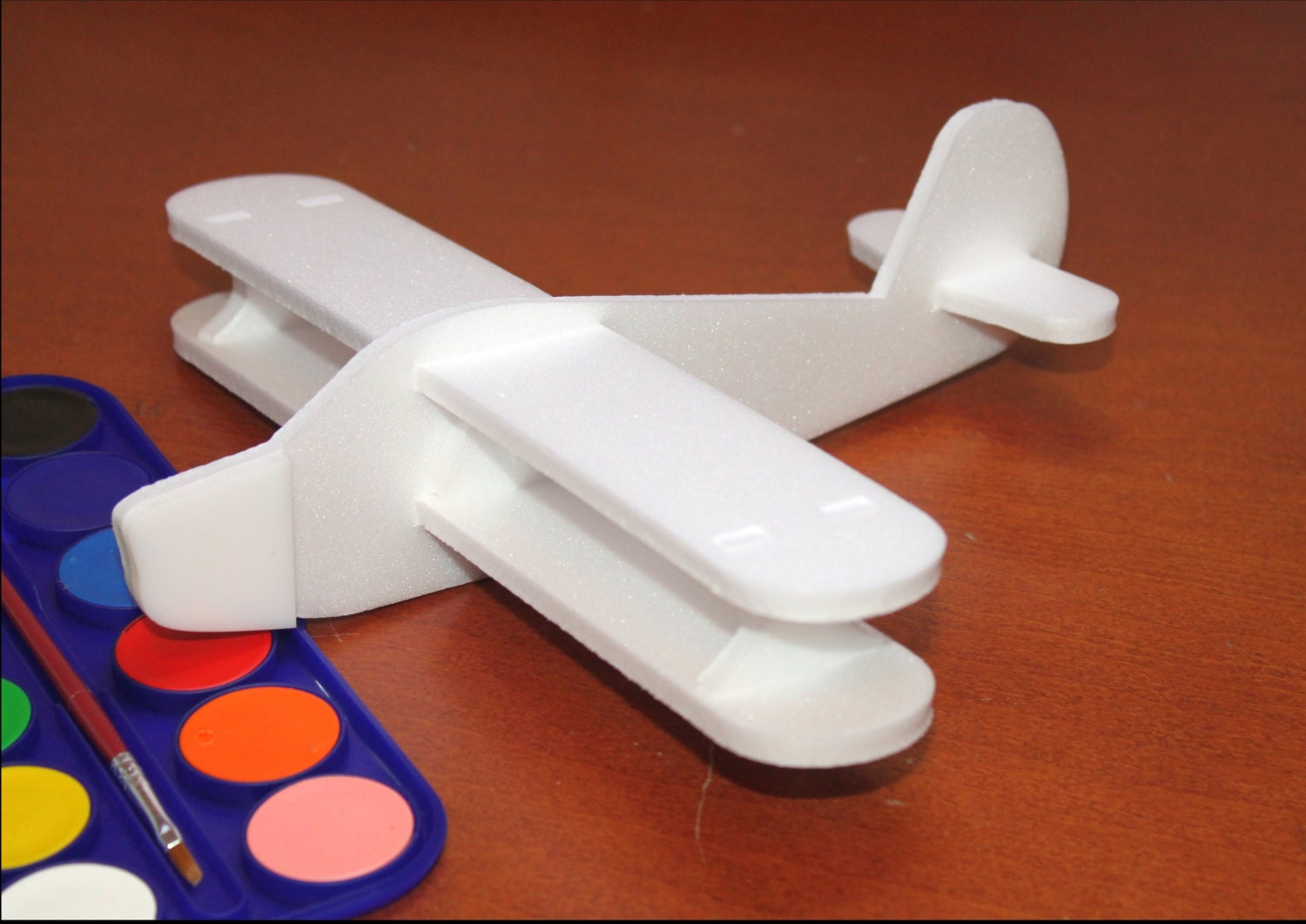 DIY Painting Aeroplane | Airplane toy Gift for Boys | Small