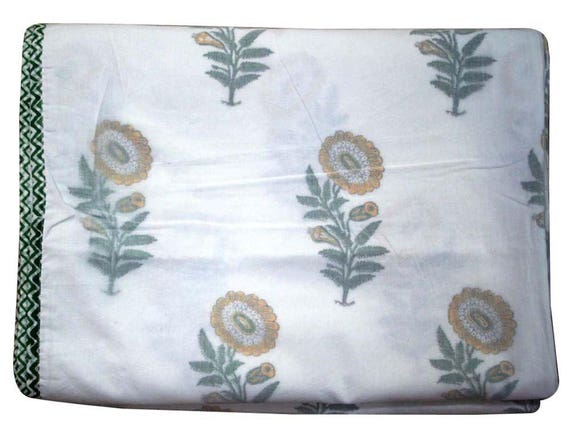 Baby Throw Handmade Throw Bed Spreadsheet Indian Dohar Dohar Baby Dohar Baby Blankets AC Dohar AC Blankets Kingsize Throw