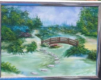 Japanese Garden in Ft. Worth