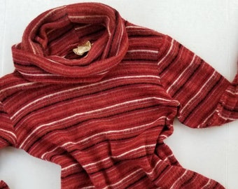 e72dc9066b3 Vintage Turtle Neck   Made in Italy   Orlon Acrylic Sweater