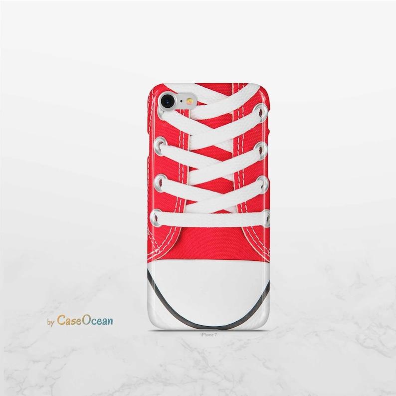 coque sneakers iphone x