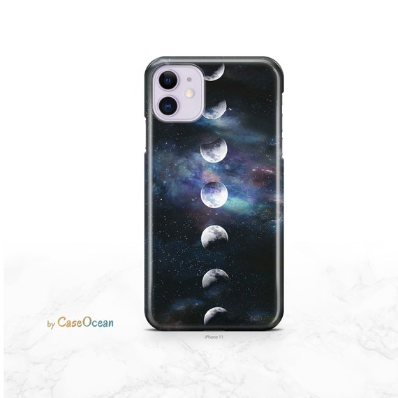 Moon Phases iPhone 11 case