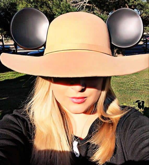Mickey Mouse Ears. Mickey Mouse Floppy Hat. Original Disneyland Hat. Mickey Mouse Ears. Custom Disney Hat. Sun Hat.